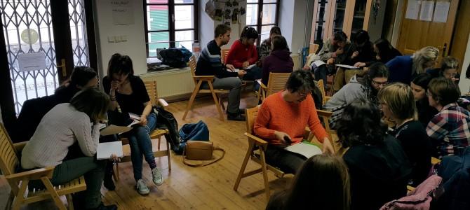Uspešen zaključek usposabljanja za globalno učenje za mlade prostovoljce!