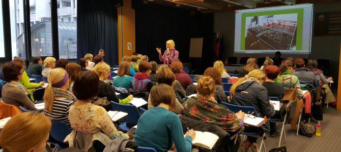 Spomladanski seminar programa ŠEV: Jej lokalno, misli globalno!
