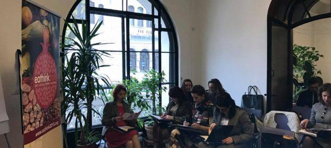 Romanian Training course on global education for co-facilitators
