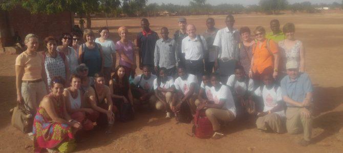 Des professeurs européens au lycée municipal de Ouahigouya