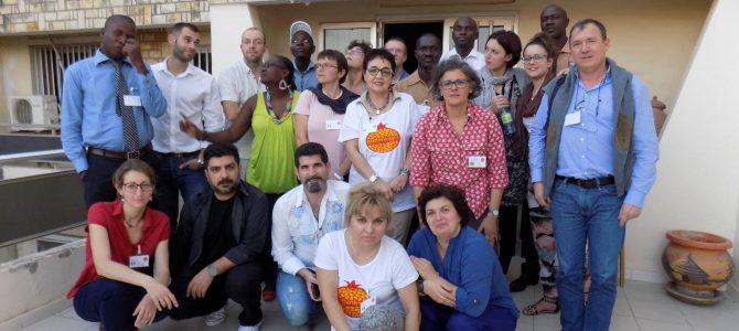 Vizită de studiu în Senegal