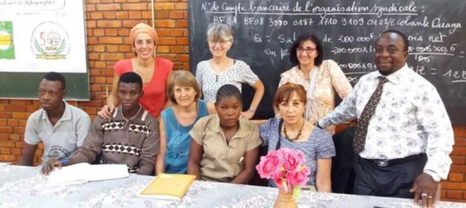 Da Carmagnola al Burkina Faso