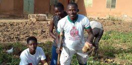 pomme de terre de Ouahigouya