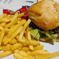 Junk food and food waste