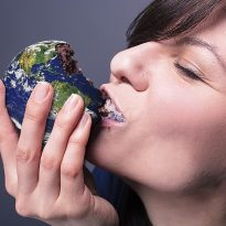 We do not all eat the same things: food from all over the world