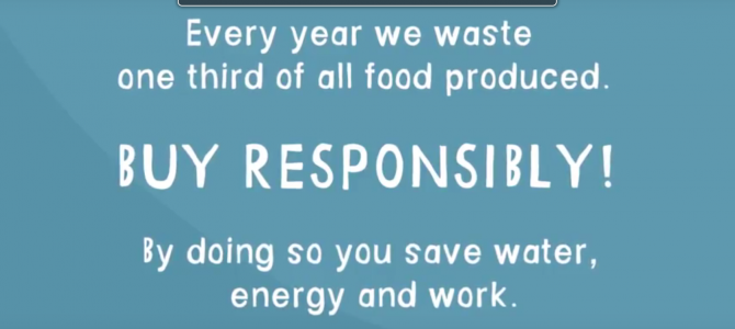 "EAThink-Videowettbewerb: POLEN ""Think before you buy"""