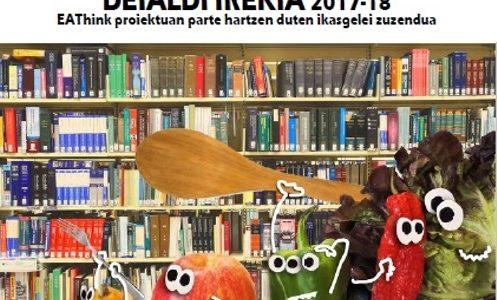 Ikas- aktibitateak antolatzeko laguntzen deialdi berria ireki dugu!