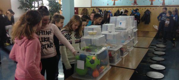 Radionice i izložbe o hrani za male Matuljce