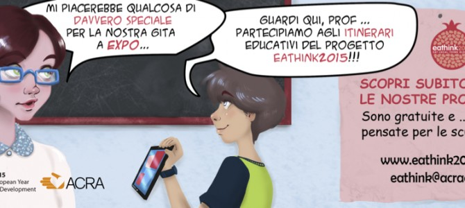 Itinerari educativi in EXPO2015