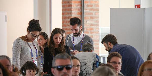 """Cibo e migrazioni: i volontari di EAThink2015 al lavoro per il progetto """"Parlez-vous global?"""""""