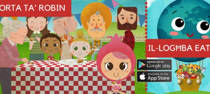 L-apps edukattivi ta' EAThink 2015