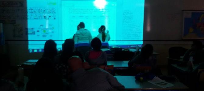 Οι μαθητές του Δημοτικού Σχολείου Μαρωνίου-Ψεματισμένου σκέφτονται για τα τρόφιμα