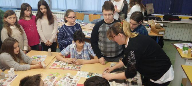EAThink učenici iz Kostrene i Rijeke naučili sijati i kompostirati