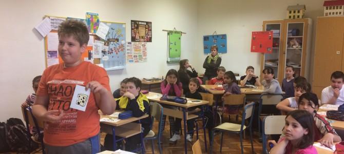 Nove EAThink radionice za učenike održane u OŠ Brod Moravice i Ugostiteljskoj školi