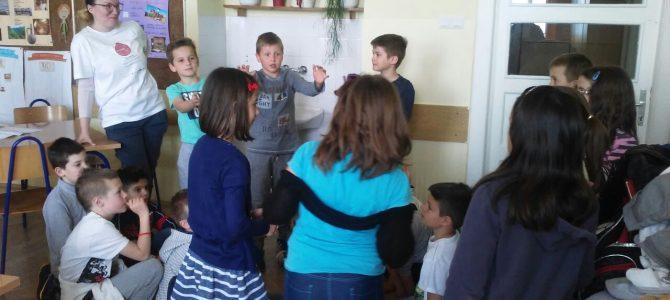 EAThink radionice za učenike drugog razreda s Kastva
