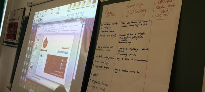Održan 2. modul za mlade EAThink blogere