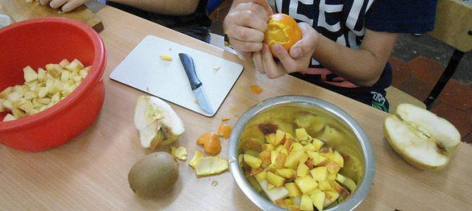 Sałatka owocowa w Piekarach Śląskich
