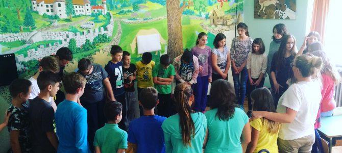 Školsko vrtlarenje u Severinu na Kupi