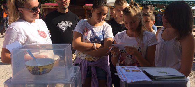 EAThinkovci na Učkarskom sajmu