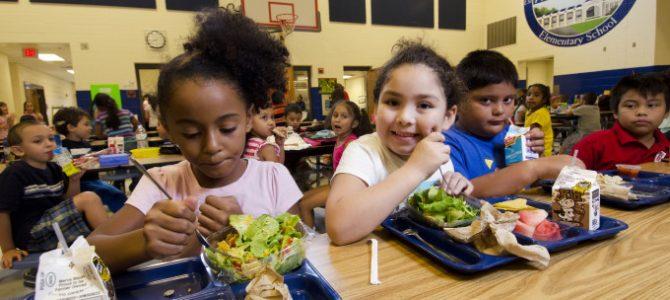 "Pokret ""School Food Matters"" – Školska hrana je bitna"