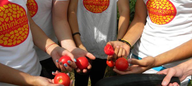 Eathink în România: prima vizită la un producător local