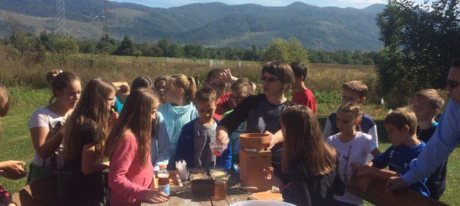 Učenici OŠ Hreljin osmislili radijsku emisiju o hrani