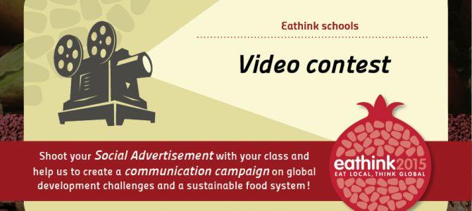 Concours vidéo « Cuisine et (inter)dépendances »