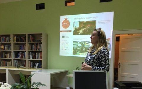 Mentoriranje EAThink učitelja i profesora u OŠ Milan Brozović Kastav