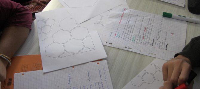 la pédagogie de l'hexagone appliquée à l'alimentation durable.