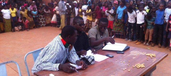 EATHINK DAY à Ouahigouya: Après la dégustation, le théâtre!
