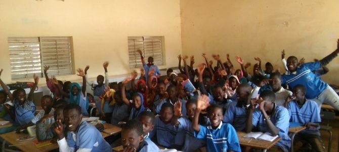 Kako to izgleda u senegalskim EAThink školama? (2/5)