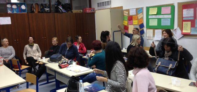 EAThink učitelji dijele iskustva u gobalnom obrazovanju (Mali Lošinj, Cres)