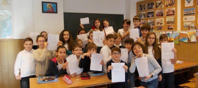 Cunoaște și recunoaște – atelier de educație globală la ora de limba engleză
