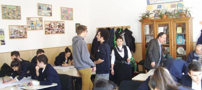 """Atelier de educaţie globală –  EAThink;  """"Cultivăm … Cumpărăm"""""""