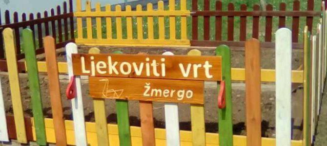 Žmergov ljekoviti školski vrt u Brodu Moravice