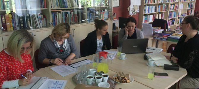 Sastanak podrške EAThink škole u Zagrebu