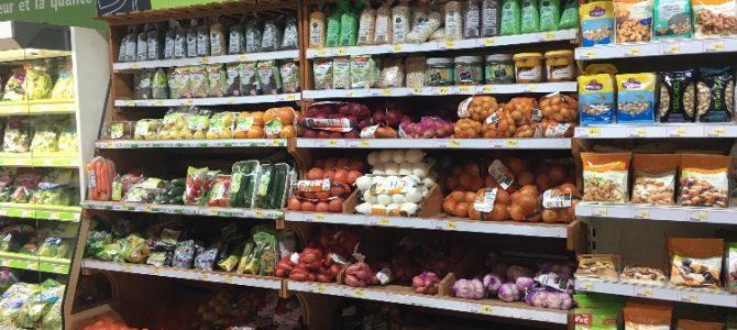 D'où viennent les produits locaux et bios dans nos supermarchés ?