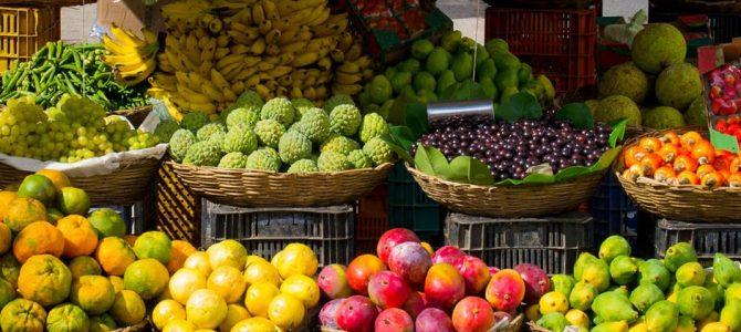Le marché alimentaire