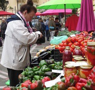 Razredna tržnica