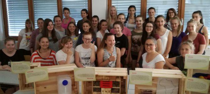 Ausstellung MAHLZEIT am Tag der offenen Tür in BSBZ Hohenems