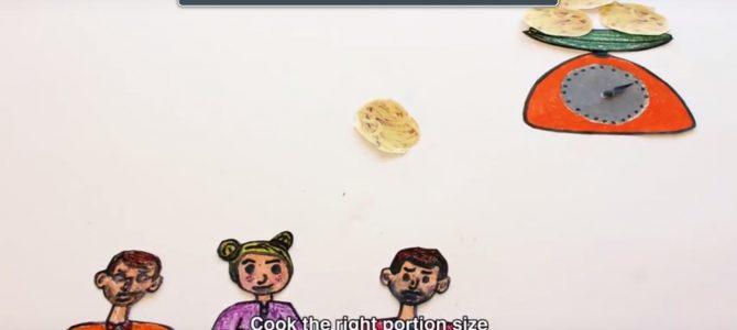 """EAThink-Videowettbewerb: MALTA """"Food Waste"""""""