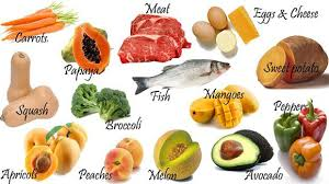 Vitamini u namirnicama