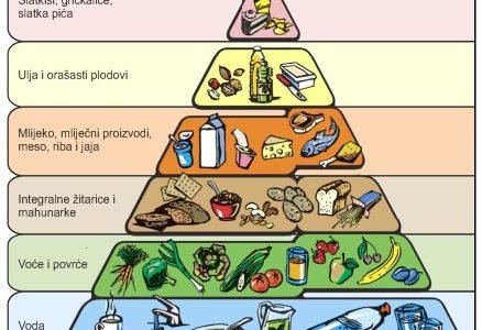 Junk food i propadanje hrane – za rad s učenicima s teškoćama u razvoju