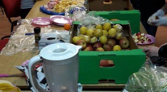 Razredna tržnica – hvala Zemlji sto nas hrani