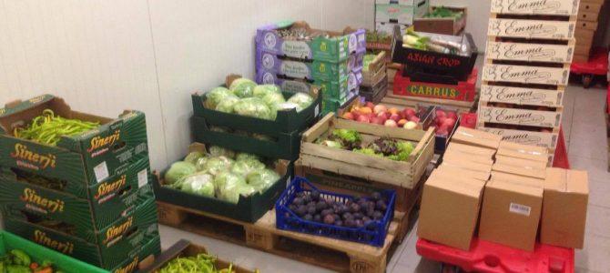 Banka hrane u Beču dnevno distribuira oko 3 tone hrane potrebitima