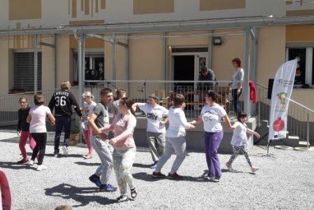 Na dogodek na OŠ Ljubo Šercer so bili povabljeni tudi učenci sosednjih šol