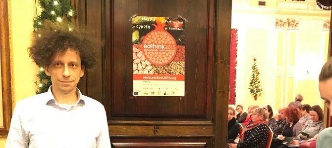"""Konferencja """"Żywność – Ogrody – Edukacja"""" w Krakowie"""