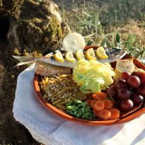 Dieta Mediterrânica: Um Estilo de Vida Sustentável